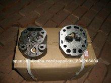 solo cilindro del motor diesel de uso de la cabeza del cilindro