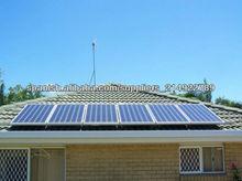 TANFON sistema de suministro de conjunto de la energía solar con partes completos