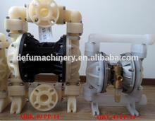 PP Pneumatic Diaphragm Chemical Pump
