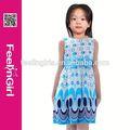 venta al por mayor de los niños boutique vestido de cumpleaños para niños