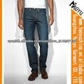 El último diseño de moda de pierna recta rips hombres denim jean (HYM103)