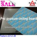 Linyi decorar el techo de yeso, tablero de yeso