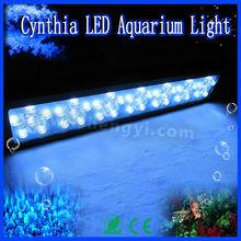 A mené la lumière d'aquarium de poissons électriques cycle lunaire pour aquarium