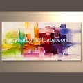 venta al por mayor hecho a mano cuadro abstracto arte de la pared decorativos