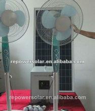 dc 80w de energía solar home system