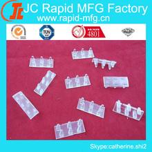 Transparente inyección de plástico PC para tubo de luz
