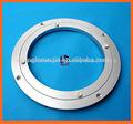 la alta calidad de aluminio de la placa giratoria del eslabón giratorio placa