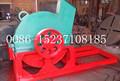 industrial diesel móvil máquina astilladora de madera