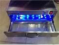 Máquina Cajón Tipo de curado ULTRAVIOLETA Caja con lámpara LED para el iphone, Samsung, HTC y otros teléfono celular