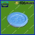 Jabón de silicona moldes. Jabón hecho a mano jabón. Sal tallada de molde de silicona