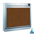 de alta calidad húmeda de la pared de enfriamiento por evaporación sistemas y cojines