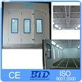 Usado cabine de pulverizador para venda/preço de cabine de pintura de/spray de cozimento da pintura forno