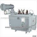 Kva 250 33/0.4kv s9 serie de tres fases del transformador