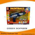 El más reciente 2012! Juguete de los niños pistolas de paintball, pistola de juguete q1003014
