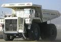 TEREX 100ton camión minero con el precio más barato y de buena calidad para la venta