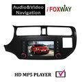 Android sistema del coches DVD radio para KIa Rio