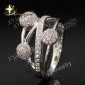 el anillo moda de cobre XYR101328