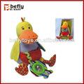 juguete de la muñeca del pato