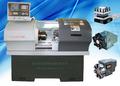 nuevo precio bajo el mini fabricante de la máquina de metal Torno cnc CK6432A