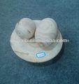 tallado de madera decorativa bolas