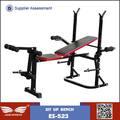plegable de fitness equipo eexrcise banco de pesas