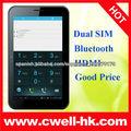7 pulgadas Android 4.1 con entrada hdmi productos de china de tablet pc con la tarjeta sim