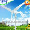 400w generador de energía eólica