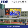 la publicidad al aire libre P10mm pantalla LED
