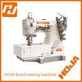 De alta- velocidad de bloqueo de la máquina de coser de la marca hoja máquina de coserindustrial hj500-02 siruba tipo
