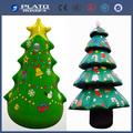 2014 pvc inflable árbol de navidad