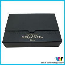 caja de regalo magnética costom de lujo