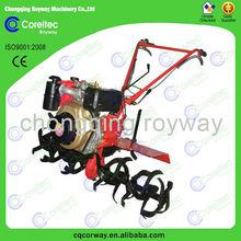 Cultivateur de moteur à essence 168FB mini jardin pouvoir cultivateur