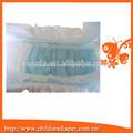 oem desechables pañales de tela para los fabricantes de bebé de china