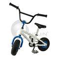 Mini truco bmx bicicletas 10'' con marco de aluminio