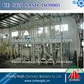 L'alimentation des volailles usine de machines de transformation du poulet