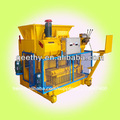 Pondeuse brique machine qmy6-25 sand brick machine mobile machine de brique