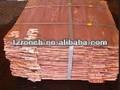 De alta pureza de cobre electrónico 99.99 cátodos