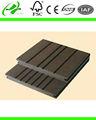 pisos de madera compuesto de plástico