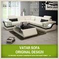 Mobiliario de sala dirigido, 2013 nuevo modelo de sofá, sofá de la sala de lujo