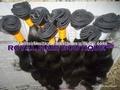De calidad superior virgen 2014 7a 100% de pelo indio virgen alibaba productos para el cabello