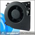 ventilador do ventilador de refrigeração carro de alto desempenho 1,232 milímetro refrigerador 12v 5v