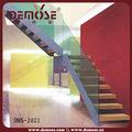 diseños de escaleras de madera de interior económico