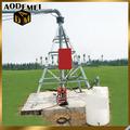 tipos de produtos agrícolas fazenda automática de irrigação pivô central do sistema