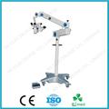 Bs0826/un electrón barato mejor calidad quirúrgica microscopio de oftalmología