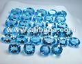 (IGC) Buena mezcla de la forma de Calidad londres topacio azul