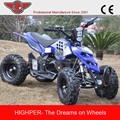 Realible precio barato 50cc mini atv quads para niños con el ce( eléctrico opcional)