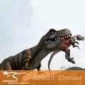 Enorme Outdoor King Dinosaur Atractivo