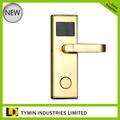 Cerraduras de seguridad electrónicas para puertas de madera , cerradura colector de datos