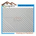 Diseño popular PVC yeso del techo