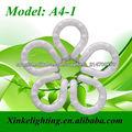 E27 6500k luz ahorro de energía de iluminación franquiciador